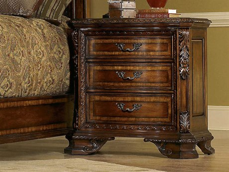 A.R.T. Furniture Old World 33 x 18.5 Rectangular Nightstand AT1431482606