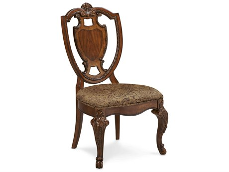 A.R.T. Furniture Old World Shield Back Dining Side Chair (Sold as Set of 2)