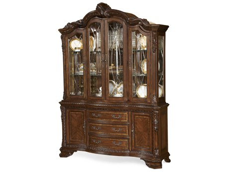 A.R.T. Furniture Old World China Cabinet AT1432412606