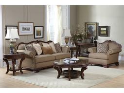A.R.T. Furniture Old World Living Room Set