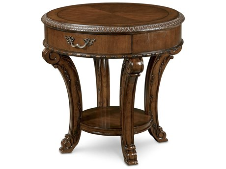 A.R.T. Furniture Old World 28 Round End Table