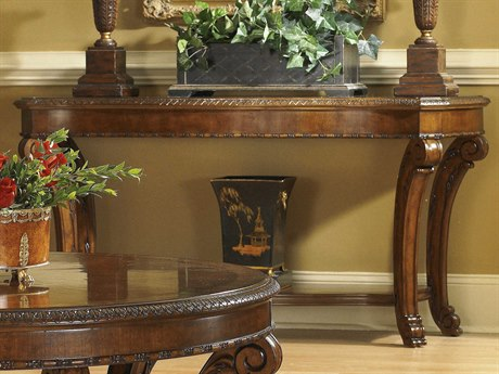 A.R.T. Furniture Old World 60 x 18 Rectangular Sofa Table