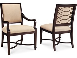 A.R.T. Furniture Intrigue Upholstered Dining Arm Chair (Sold in 2)