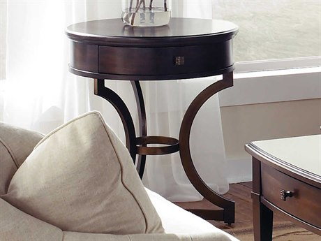 A.R.T. Furniture Intrigue 26 Round End Table