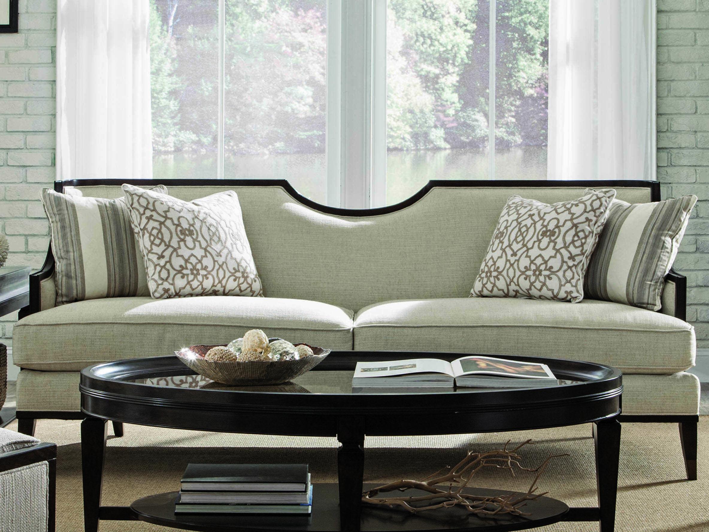 A.R.T. Furniture Harper Ivory Mink Sofa ...