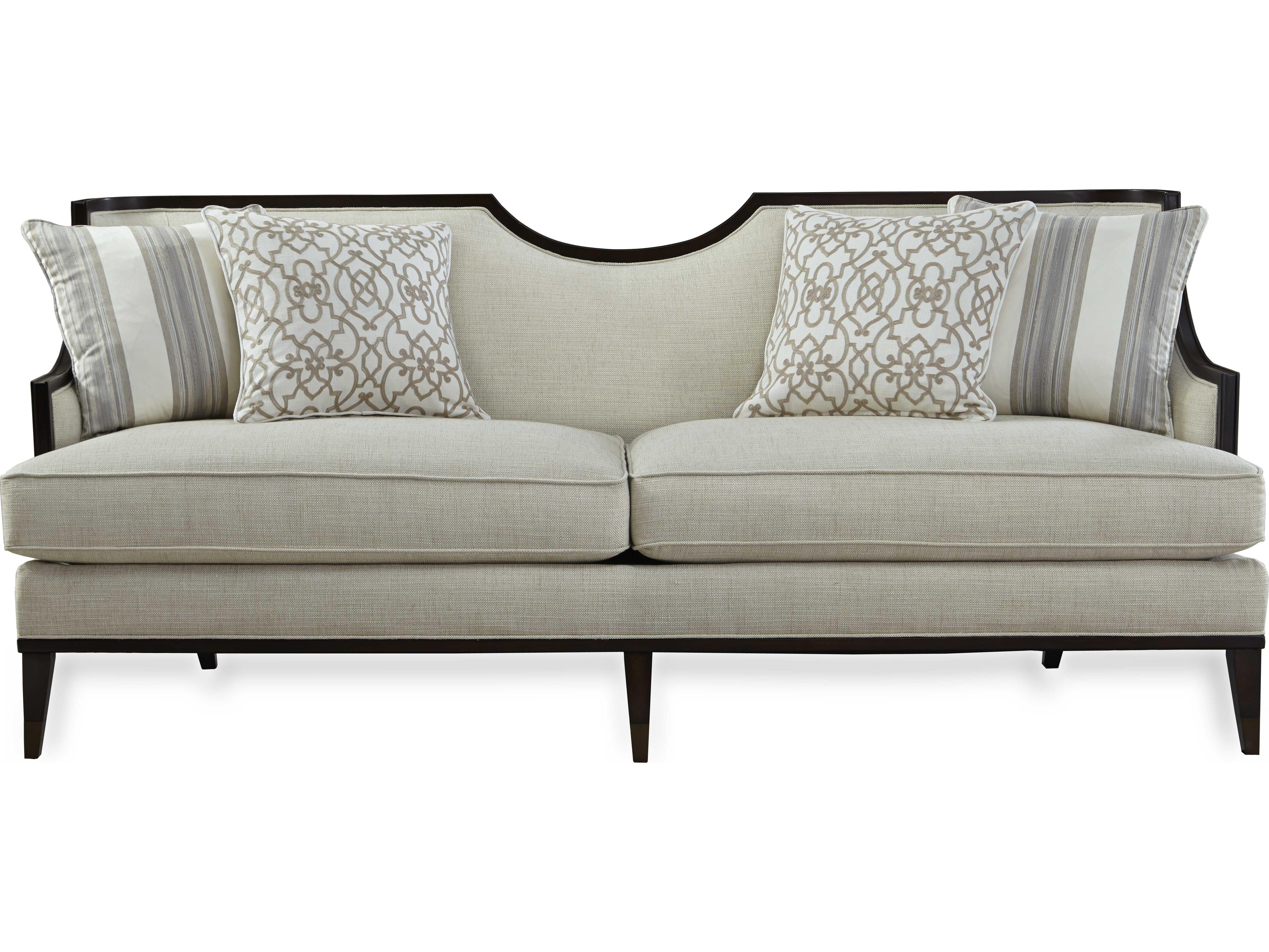 Art Furniture Harper Ivory Mink Sofa At1615015336aa