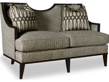 ART Furniture Harper Mineral Mink Loveseat