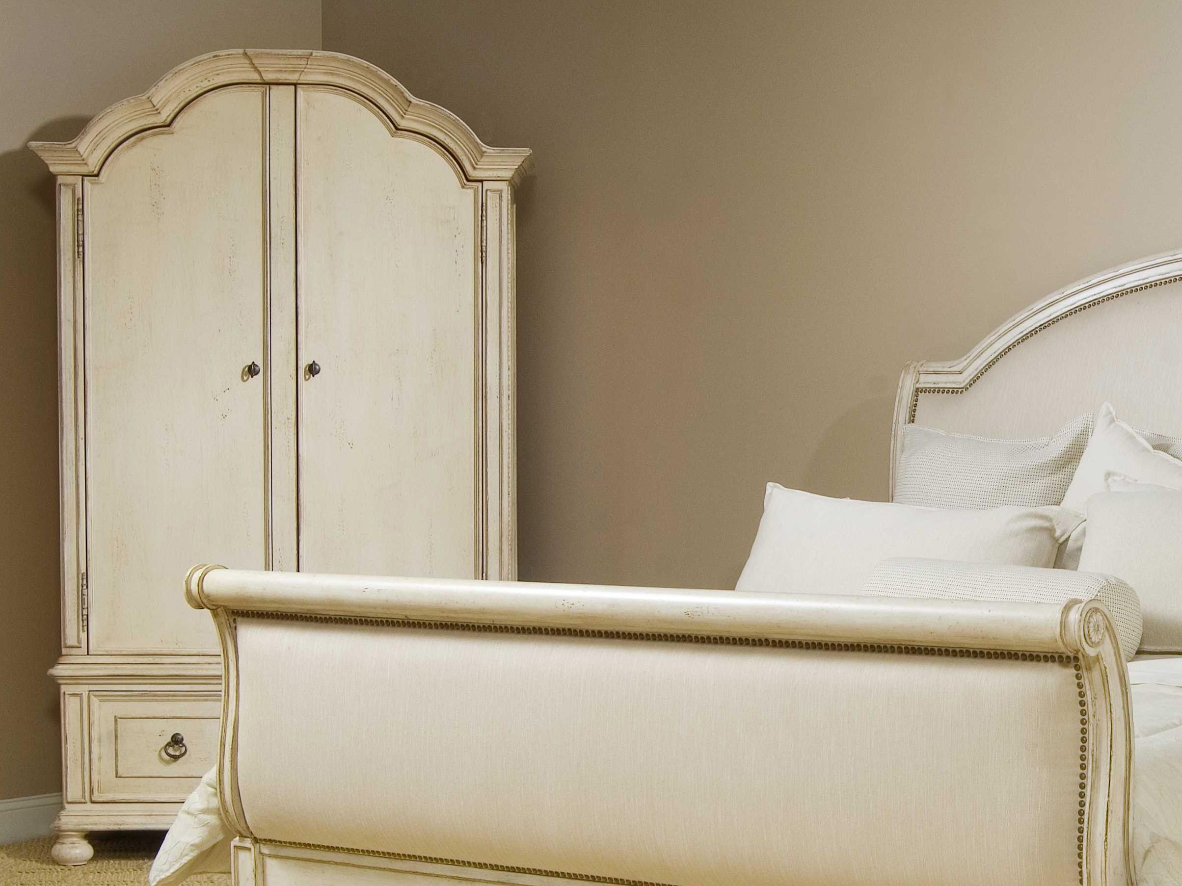 A.R.T. Furniture Provenance Rustic Pine Wardrobe Armoire ...