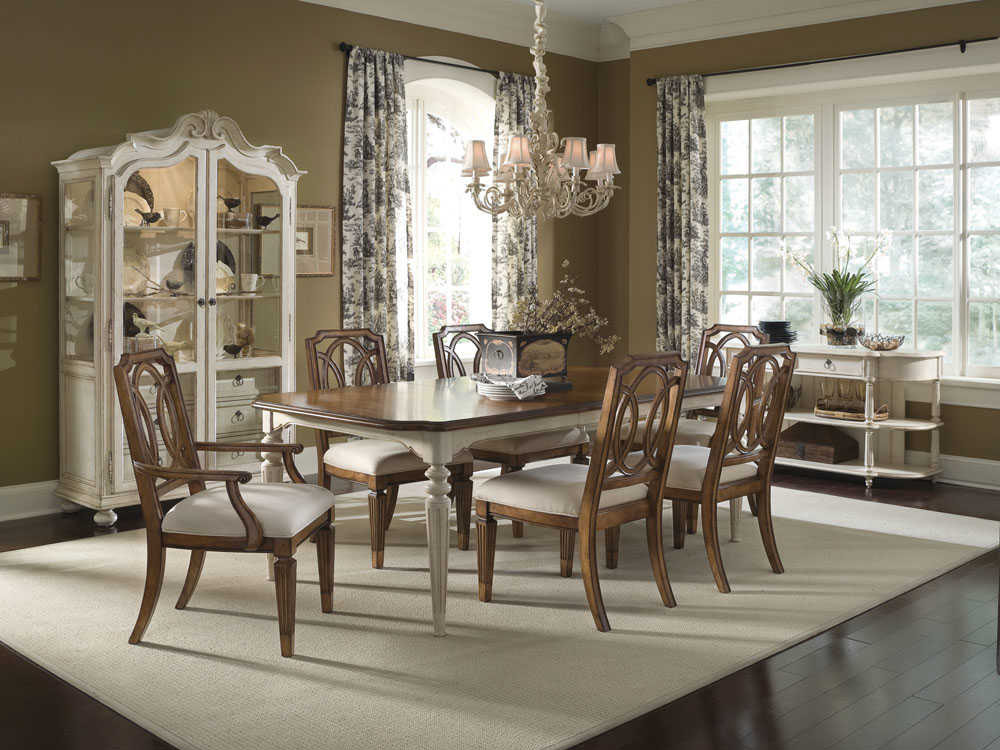 Furniture Provenance Dining Set AT1762202617SET
