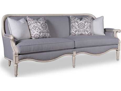 ART Furniture The Foundry Seine Pewter Sofa