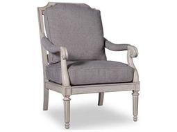 ART Furniture The Foundry Seine Pewter Accent Chair