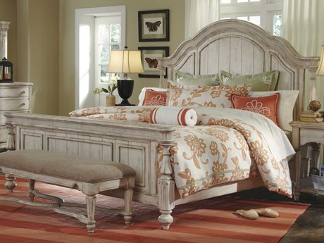A.R.T. Furniture Belmar Queen Panel Bed