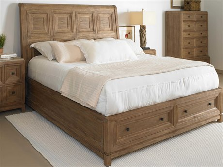 A.R.T. Furniture Ventura Queen Platform Bed