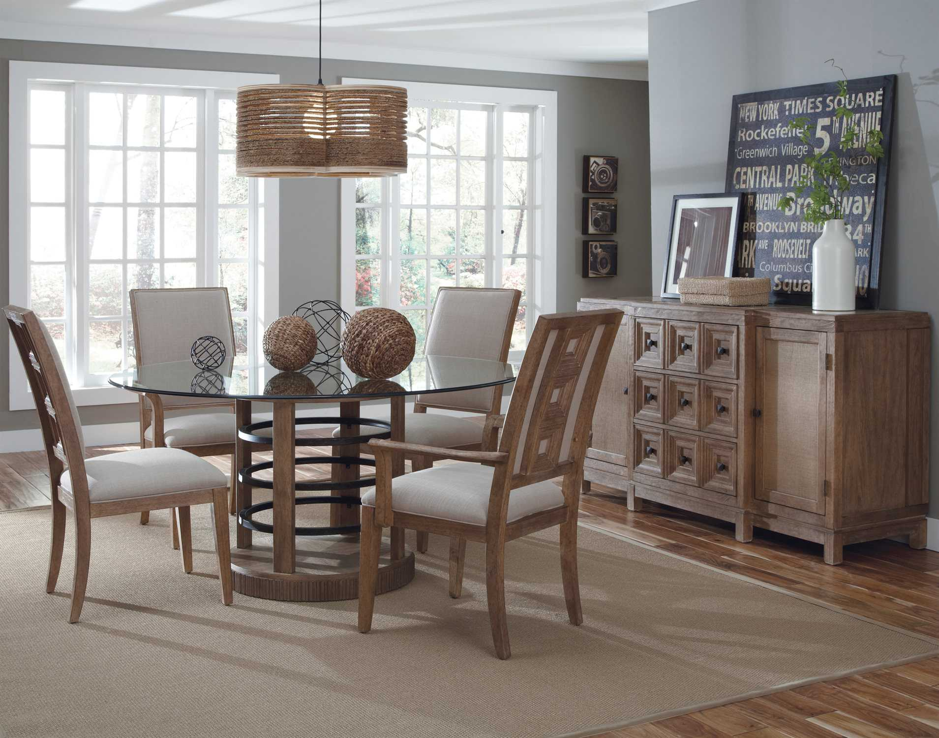 A r t furniture ventura dining set at