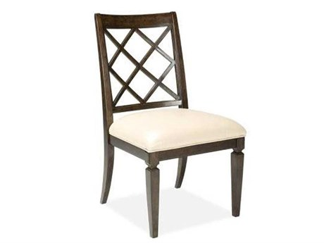 A.R.T. Furniture Classics Lattice-Back Dining Side Chair (Sold in 2)