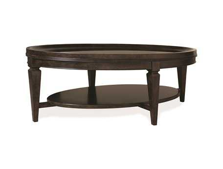 A.R.T. Furniture Classics 54 x 34 Oval Cocktail Table