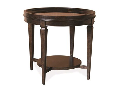 A.R.T. Furniture Classics 28 Round Lamp Table