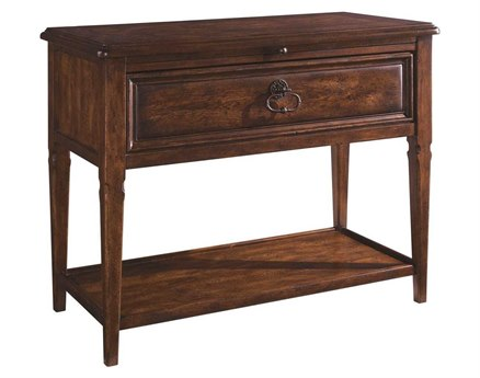 A.R.T. Furniture Whiskey Oak 30 x 19 Rectangular Nightstand