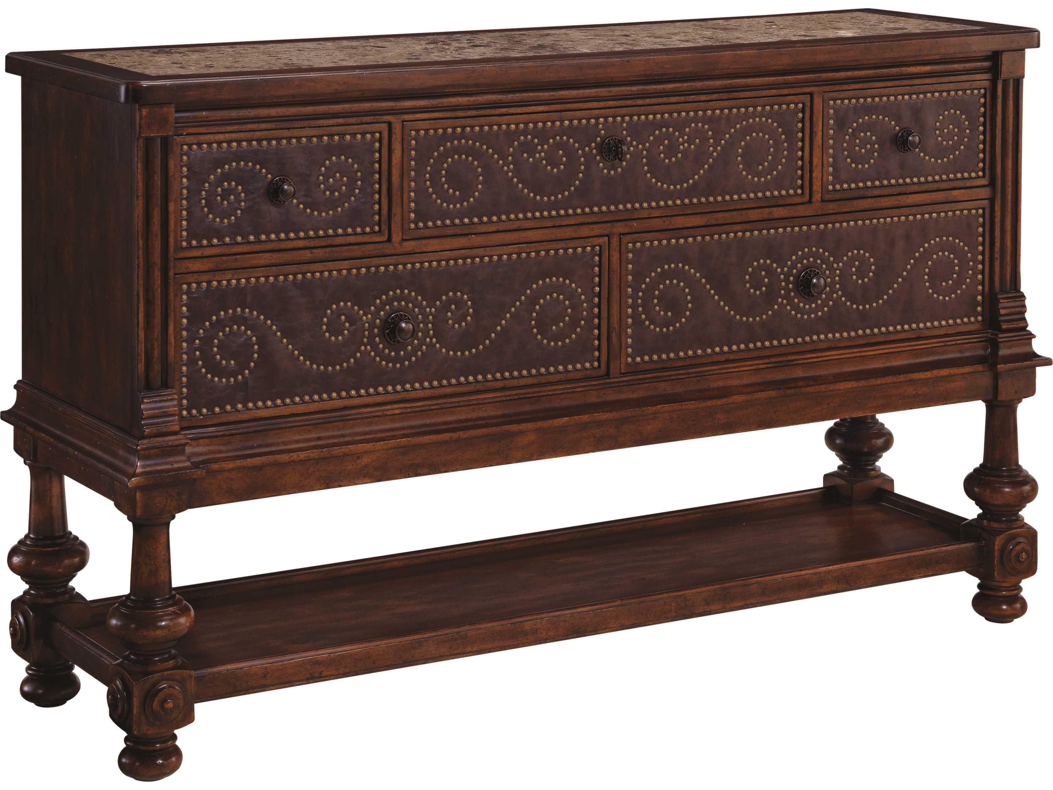 ART Furniture Whiskey Dark Oak 66 5 39 39 L X 21 39 39 W Rectangular