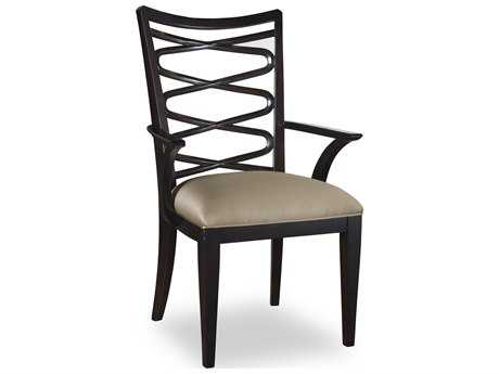 ART Furniture Cosmopolitan Espresso Dining Arm Chair (Sold in 2)