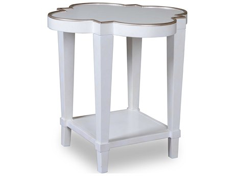 A.R.T. Furniture Cosmopolitan White 24'' Wide End Table