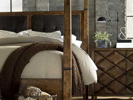 A.R.T. Furniture Echo Park Poster Bedroom Set With Canopy