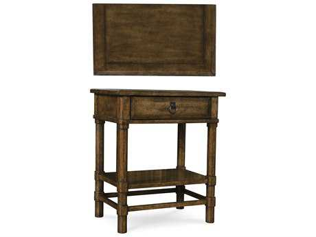 ART Furniture Echo Park Huston Arroyo Stippled Stain 25''W x 16''D Rectangular Nightstand