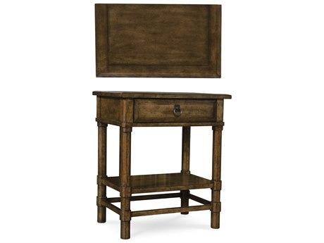 A.R.T. Furniture Echo Park Huston Arroyo Stippled Stain 25''W x 16''D Rectangular Nightstand