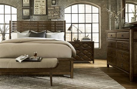 A.R.T. Furniture Echo Park Panel Bedroom Set