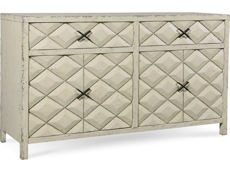 A.R.T. Furniture Echo Park Aged Canvas 69.5''L x 19''W Rectangular Buffet