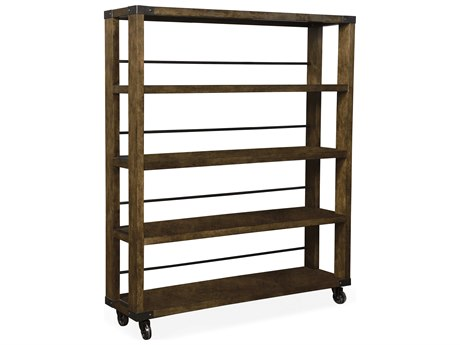 A.R.T. Furniture Echo Park Huston Arroyo Stippled Stain Bookcase Etagere