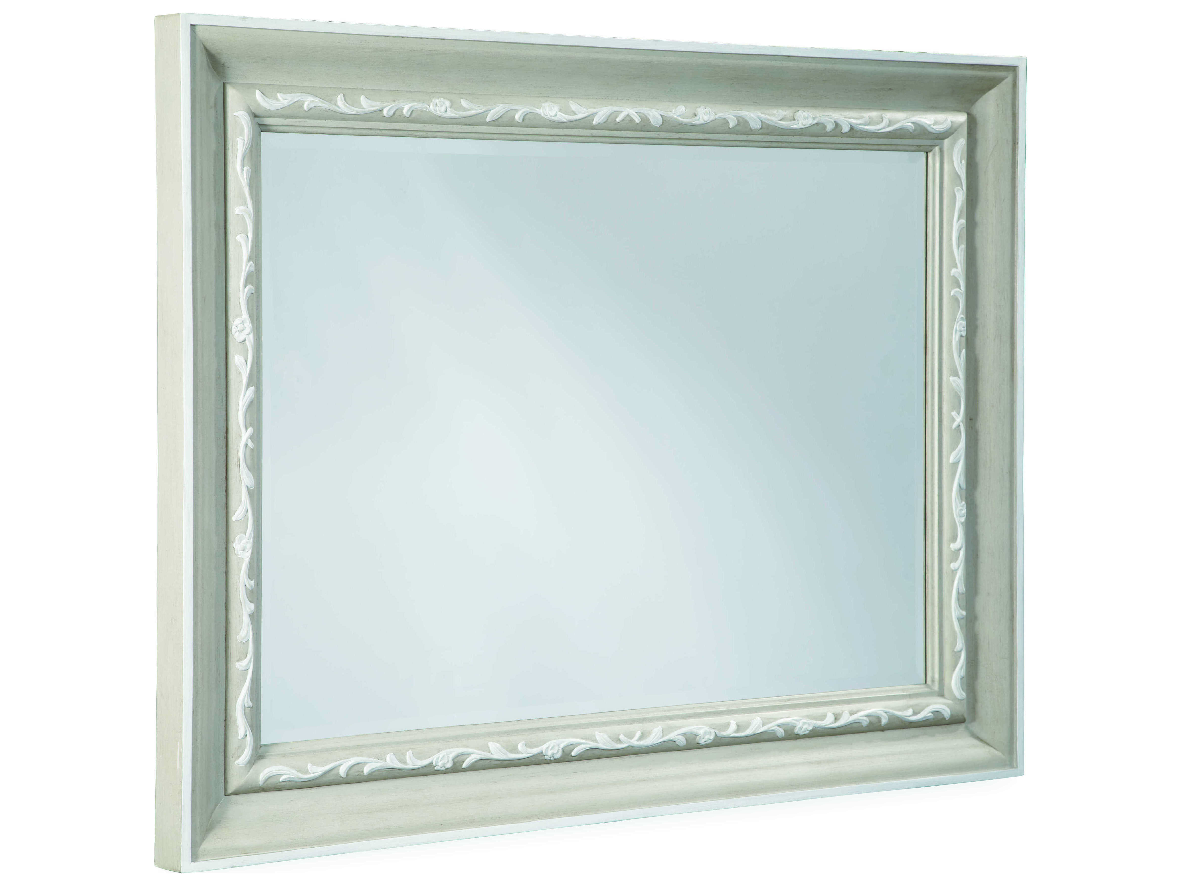 A r t furniture chateaux grey 50 39 39 w x 40 39 39 h rectangular for Mirror 50 x 50
