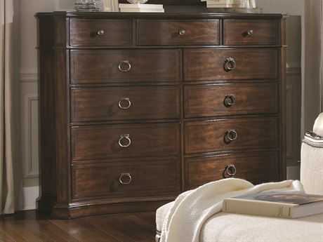 ART Furniture Chateaux Grey Double Dresser