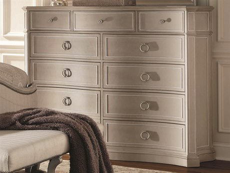 A.R.T. Furniture Chateaux Walnut Double Dresser