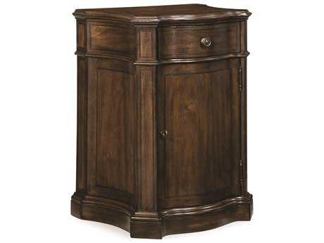 ART Furniture Chateaux Walnut 24.5''W x 19''D Rectangular Nightstand