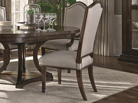 A.R.T. Furniture Chateaux Walnut Dining Side Chair (Sold in 2)