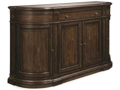ART Furniture Chateaux Walnut 74''L x 22''W Rectangular Buffet