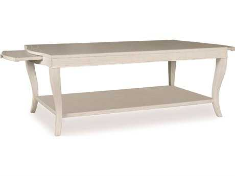 ART Furniture Chateaux Grey 56''L x 28''W Rectangular Cocktail Table