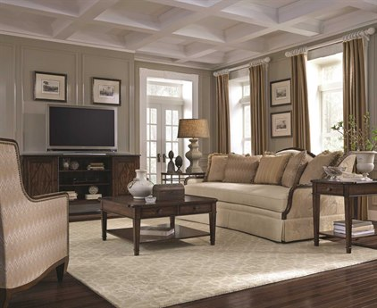 A.R.T. Furniture Chateaux Sofa Set Traditional Living Room