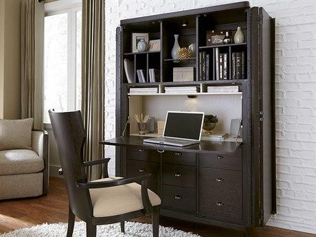 ART Furniture Greenpoint Coffee Bean 45''L x 19''W Secretary Chest