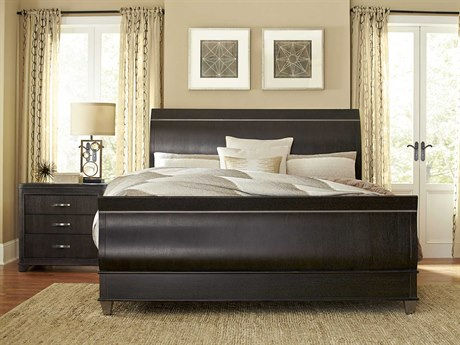 A.R.T. Furniture Greenpoint Casual Sleigh Bed