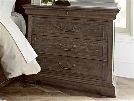 A.R.T. Furniture Saint Germain Coffee 33''W x 20''D Rectangular Nightstand