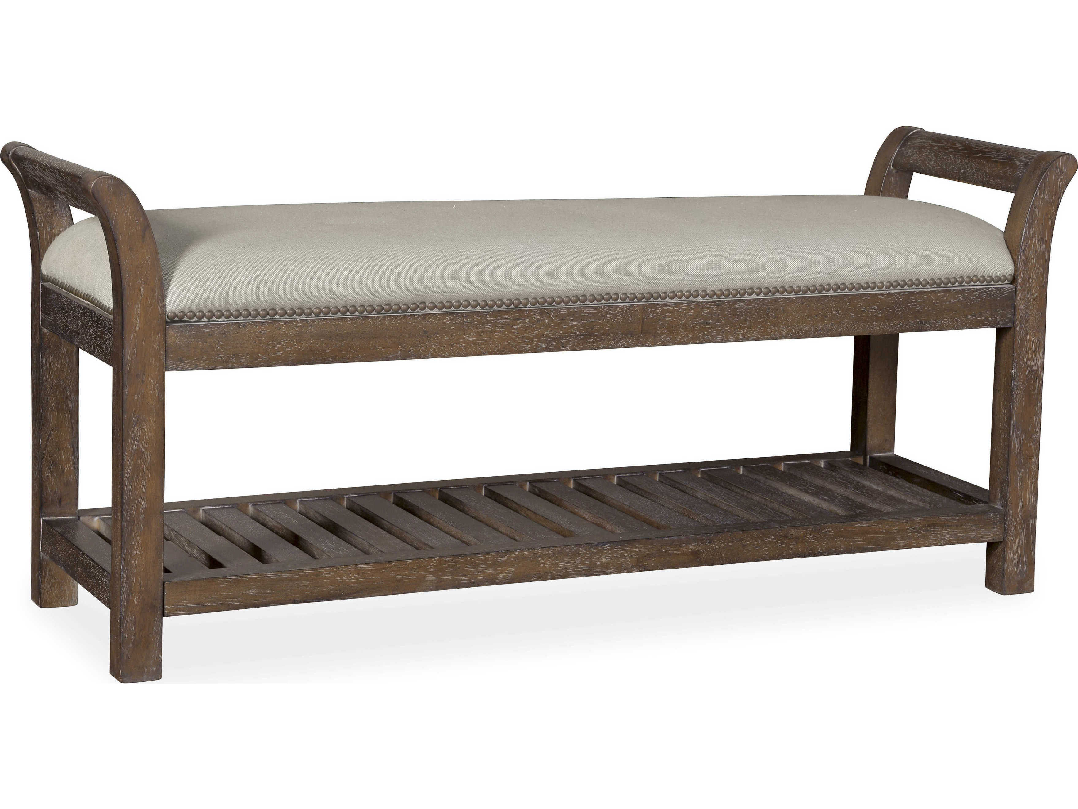 A r t furniture saint germain coffee accent bench for Albany st germain sectional sofa chaise