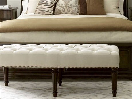 ART Furniture Collection One Farrell Tortoise Accent Bench