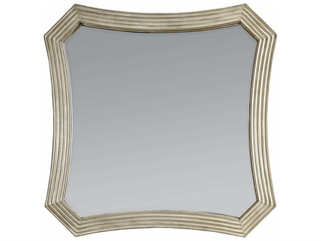 A.R.T. Furniture Morrissey Walsh Bezel 47'' Wide Square Wall Mirror
