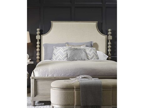 A.R.T. Furniture Morrissey Healey Smoke Queen Size Panel Bed