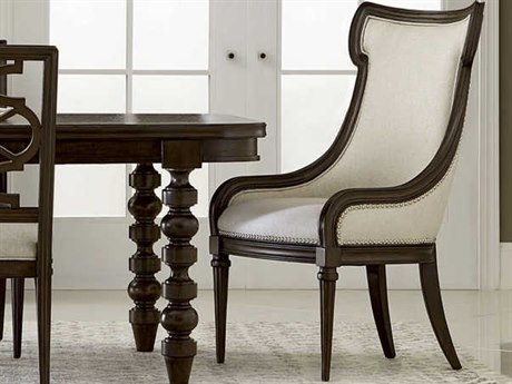 A.R.T. Furniture Morrissey Dessner Host Thistle Dining Arm Chair