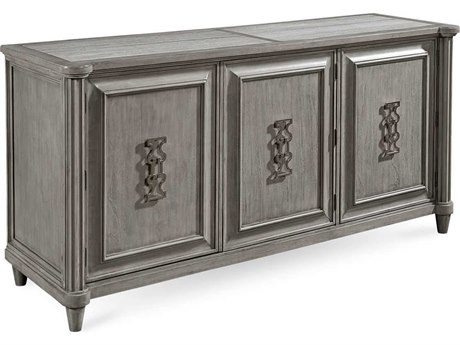 A.R.T. Furniture Morrissey Eccles Smoke 79''L x 24''W x 38''H Credenza