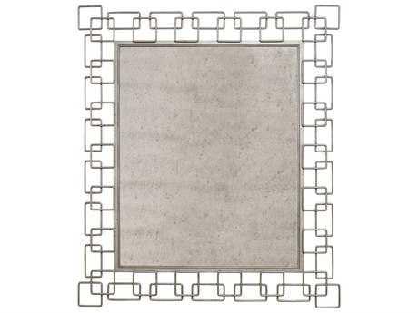 ART Furniture Epicenters Pot metal 50''W x 42''H Rectangular Wall Mirror