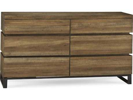 ART Furniture Epicenters Reclaimed Pallet Double Dresser